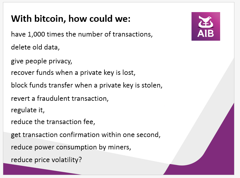 The problems with Bitcoin | Askaboutmoney com - the Irish